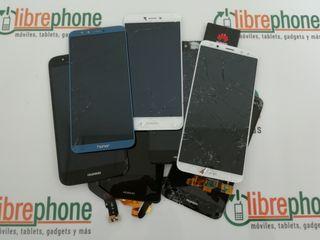 Reparación de pantallas Huawei