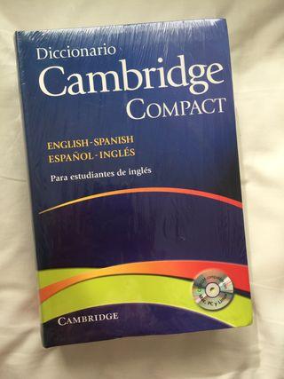 Diccionario Cambridge español-inglés