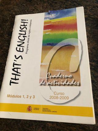 Libros That's English!