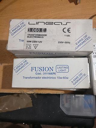 kit transformadores electrónicos ojos de buey