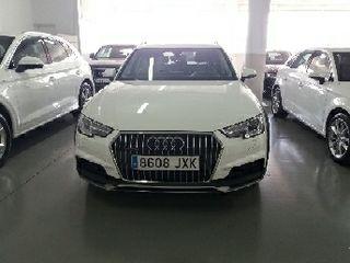Audi A4 Allroad 2017 QUATRO