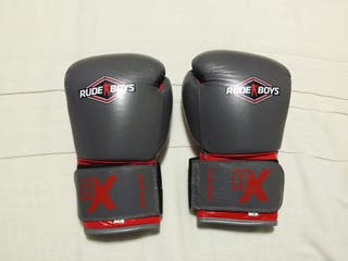 guantes boxeo rude boys 12 oz