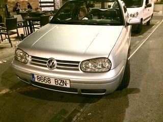 Volkswagen Golf Cabrio 2002