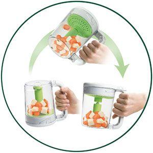 Philips Avent SCF870 Robot de Cocina Infantil 2en1
