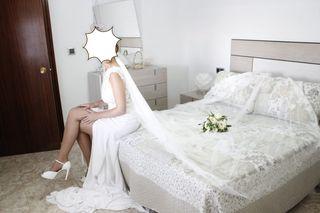vestido novia pronovias 2018