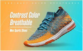 Zapatillas Outdoor Transpirables 44/5 45 gratis