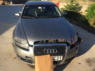 Despiece Desguace Audi A6 3.0 Tdi Quatro