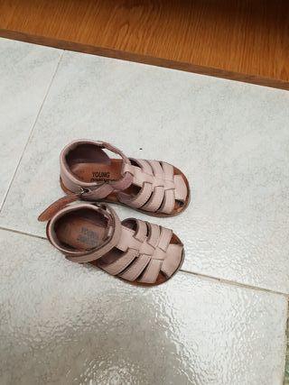 sandalias talla 22