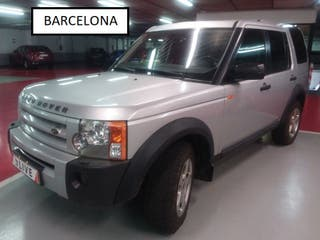 KB452242 Land Rover Discovery 2005