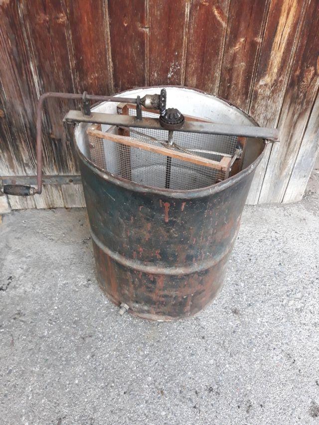 extractor miel