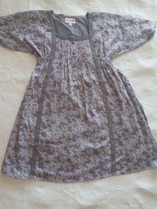 Vestido de fiesta niña Spantajaparos talla 5