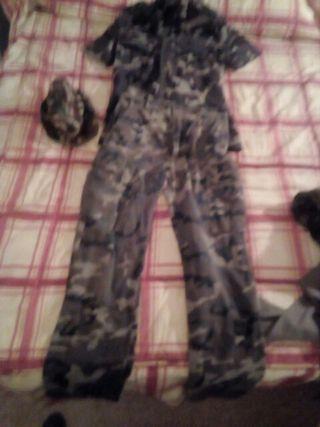 ropa para caza