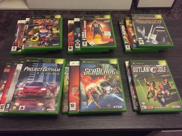 Juegos Xbox Clasica De Segunda Mano Por 45 En Barcelona En Wallapop