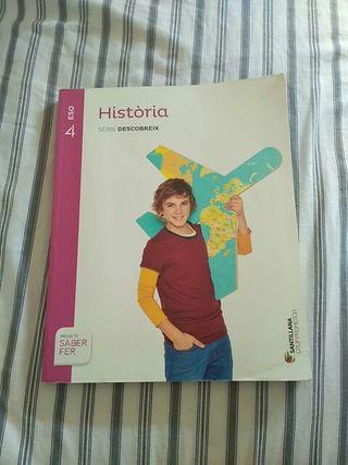 Libro 4 ESO historia