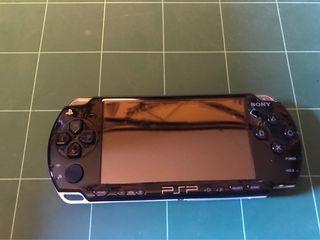 Consola PSP 3000 de segunda mano en WALLAPOP