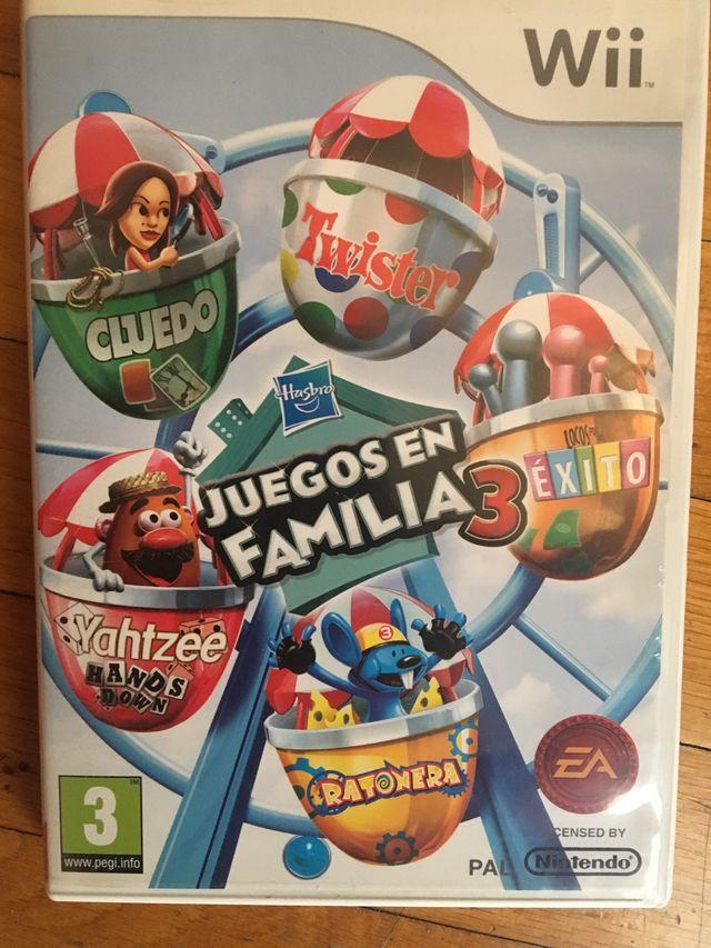 Juegos En Familia 3 De Segunda Mano Por 10 En Zaragoza En Wallapop