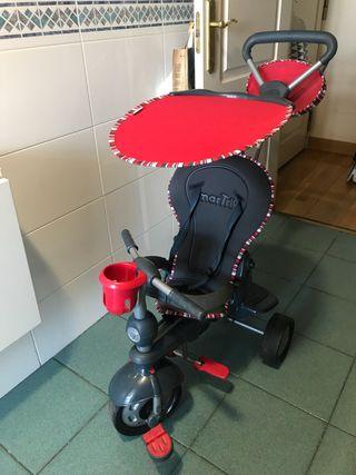 Triciclo evolutivo Smart-Trike