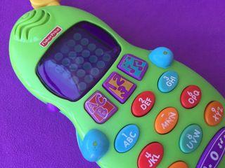 TELEFONO APRENDIZAJE