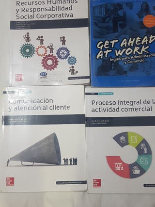 libros de administración y finanzas