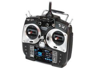 Emisora Graupner MZ-18 HOTT de 9 canales 2.4Ghz