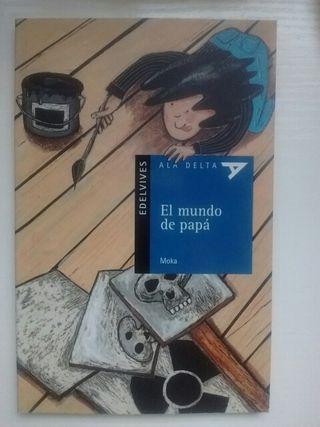 """Libro lectura """"El mundo de papá"""""""