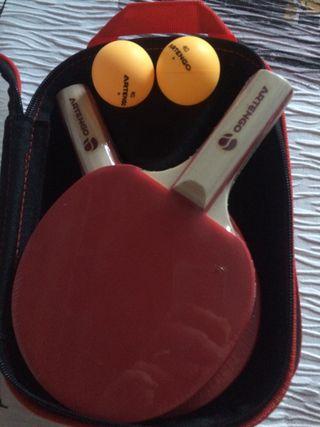 Estuche de ping pong