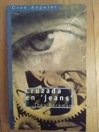 "Libro lectura ""Cruzada en jeans"""