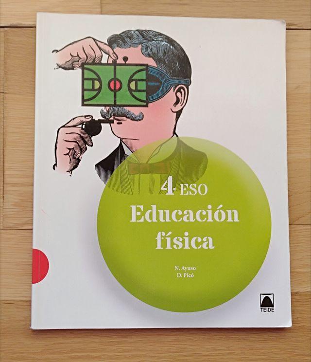 Educación física 4º ESO de segunda mano por 13 € en Madrid en WALLAPOP
