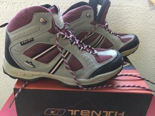 Zapatillas chica montaña Tenth talla 38