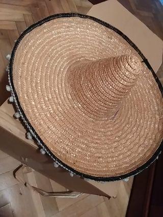 Sombrero mexicana de segunda mano en Madrid en WALLAPOP 5c168e7dfce