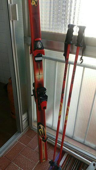 segunda WALLAPOP de Mataró Esquís en mano en 0Ozxqw