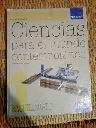 libros 1°de bachillerato de sociales