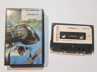 Pitfall II MSX