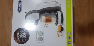 Cafetera capsulas automática Mini Me a estrenar