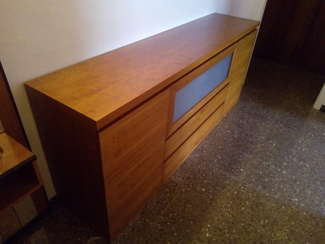 Conjunto muebles comedor de segunda mano por 350 € en Barcelona en ...