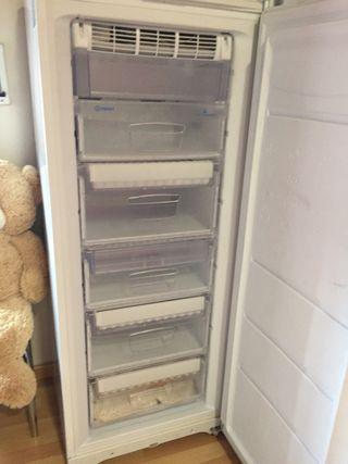 Congelador No Frost en perfecto estado.