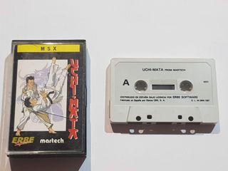 Uchi-mata MSX Erbe