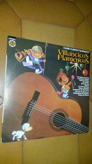 Disco de vinilo Villancicos Flamencos