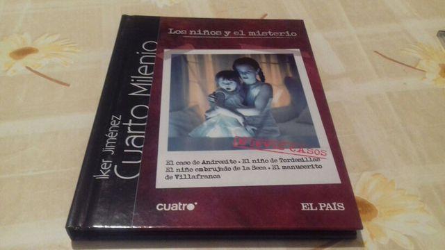 Libro y cd cuarto milenio. Los niños y el misterio de segunda mano ...