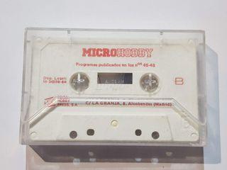 Cinta MicroHobby semana 45-48