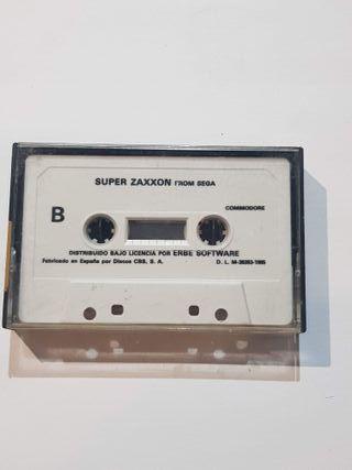 Super Zaxxon Erbe Commodore
