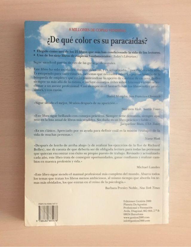 DE QUE COLOR ES SU PARACAIDAS? de segunda mano por 5 € en Madrid en ...