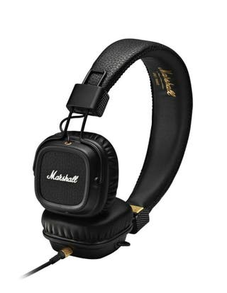 Auriculares Marshall Major II Negros