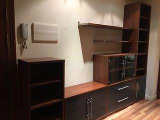 Mueble salón modular con baldas