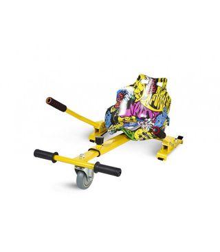 Asiento Kart - Hoverkart Multicolor Hip Hop para p