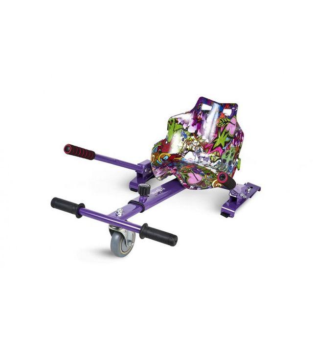 Asiento Kart - Hoverkart Multicolor New Hip Hop pa
