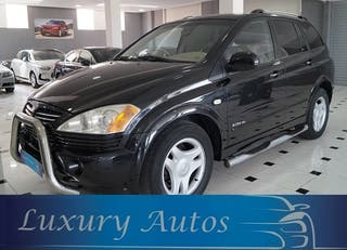 SSANGYONG Kyron 200Xdi Limited Auto 5p