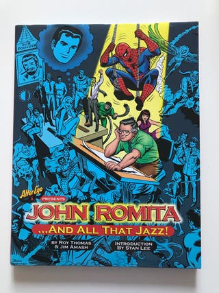 Libro John Romita and all that jazz!
