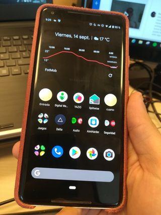 Pixel 2 XL 64Gb impecable y en garantia