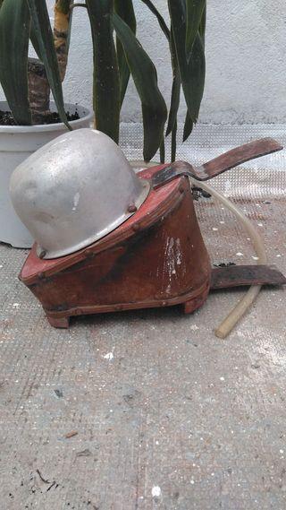 Soplador para chimenea o fragua años 50